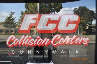 Fcc Collision Centers Sunnyvale