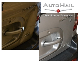 AutoHail - Paintless Dent Removal