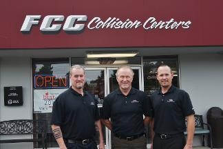 Fcc Collision Centers Mountain View - Mountain View, CA