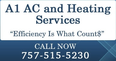 A1A/C and Heating Services LLC - Chesapeake, VA