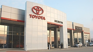 Arlington Toyota & Scion