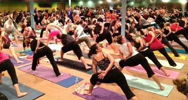 Dynamic Power Yoga PLUS! By Suze Curtis in Addison!