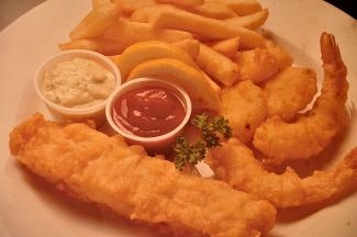 H salt fish chips in temple city ca 91780 citysearch for H salt fish and chips menu