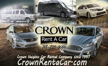 Crown Rent A Car Crown Heights Rent A Car