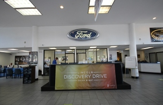 Hall Ford Lincoln Newport News - Newport News, VA