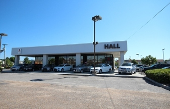 Hall Mitsubishi Virginia Beach
