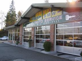 Turn Key Auto Service - Everett, WA