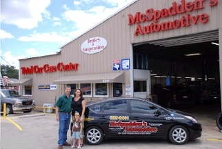 Mcspadden's Tire & Automotive - Austin, TX