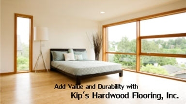 Kip's Hardwood Flooring Inc - Portland, OR