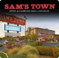 Sam&#039;s Town Hotel &amp; Gambling Hall, Las Vegas