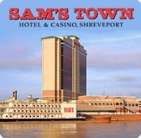 Sam&#039;s Town Hotel &amp; Casino, Shreveport