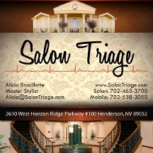 Salon Triage