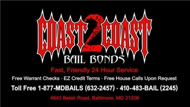 Coast 2 Coast Bail Bonds