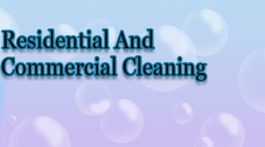 RCS Residential and Commercial Cleaning