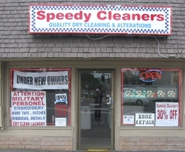 Speedy Cleaners