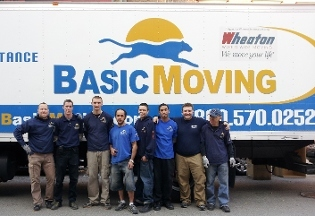 Basic Moving