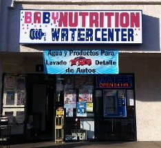 Baby Nutrition &amp; Water