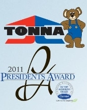 Tonna Mechanical INC