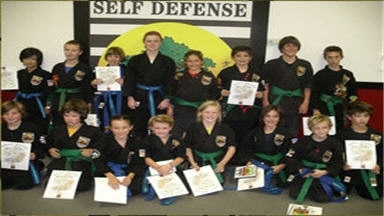 United Studios of Self Defense Irvine
