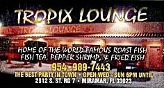 Tropix Lounge
