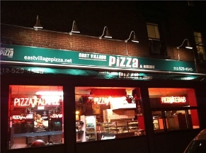 East Village Pizza &amp; Kebabs