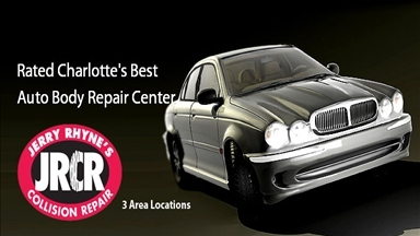 Jerry Rhyne's Collision Repair - Pineville, NC