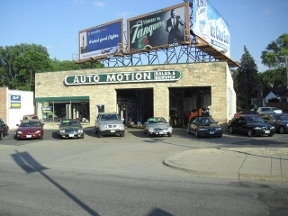 Auto Motion Repair