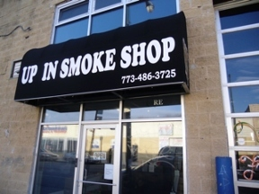 Up In Smoke Shop