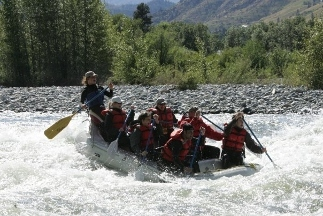 Orion River Expeditions INC