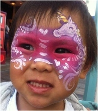 Face Painting by Taylor