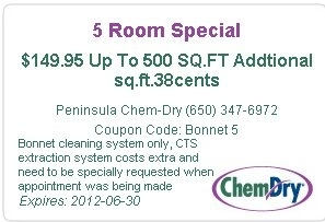 Peninsula Chem Dry In Belmont Ca 94002 Citysearch