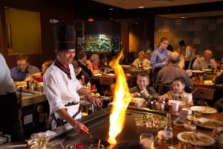 Nagoya Japanese Steakhouse