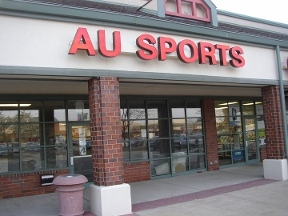A U Sports Memorabilia