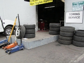 J C Tires & Towing