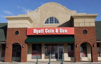 Hyatt Coin & Gun Shop