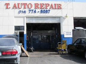 T Auto Repair & Towing