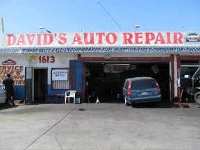 David's Auto Repair & Locksmith