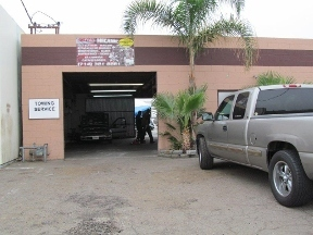 Seyra Body Shop & Towing