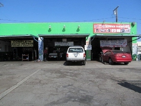 Tony's Auto Repair & Locksmith