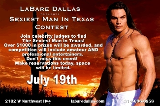 Labare Bachelorette Parties & Male Review Ladies Club