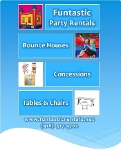 Bounce Houses Funtastic Party Rentals