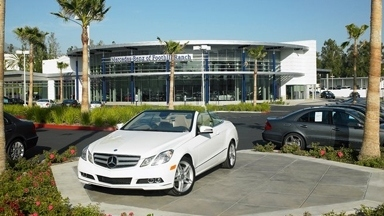 Mercedes benz of foothill ranch foothill ranch ca for Foothill ranch mercedes benz used