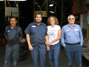 Ortiz automotive towing san diego ca for National motors san diego