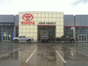 John Harvey Toyota