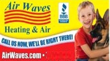 Air Waves Heating &amp; Air INC
