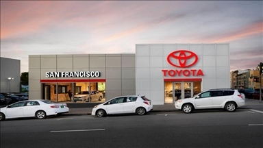 San Francisco Toyota Parts & Service