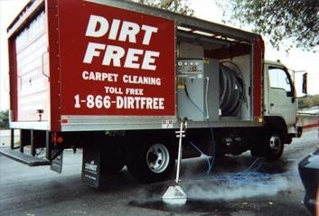 Dirt Free Carpet Cleaning