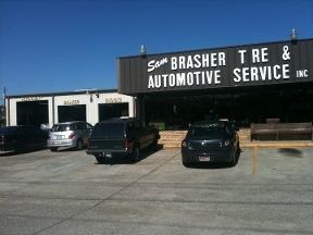 Brasher Tire & Auto SVC INC