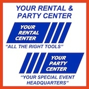 Your Rental &amp; Party Center