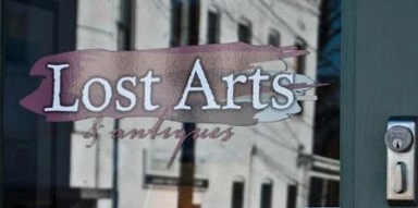 Lost Art & Antiques